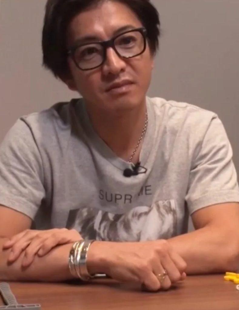 木村拓哉さんのオシャレ眼鏡はどこのブランドなのか🤔❓