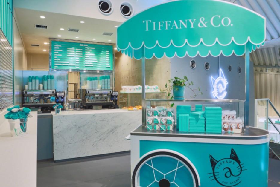 日本初のティファニー(Tiffany&Co.)カフェがオシャレでカワイイ💝
