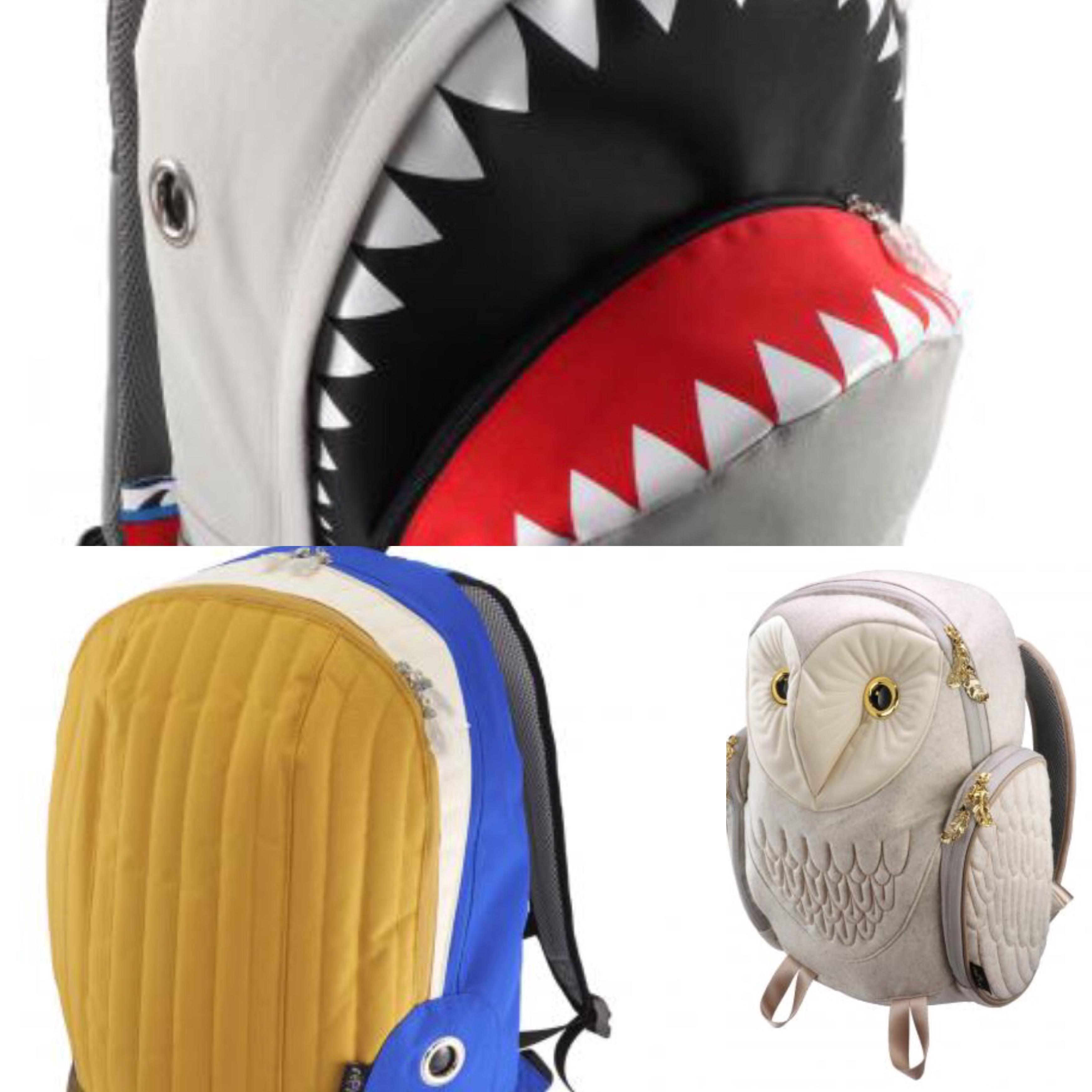 HugFactoryの動物型ショルダーバッグは可愛すぎる