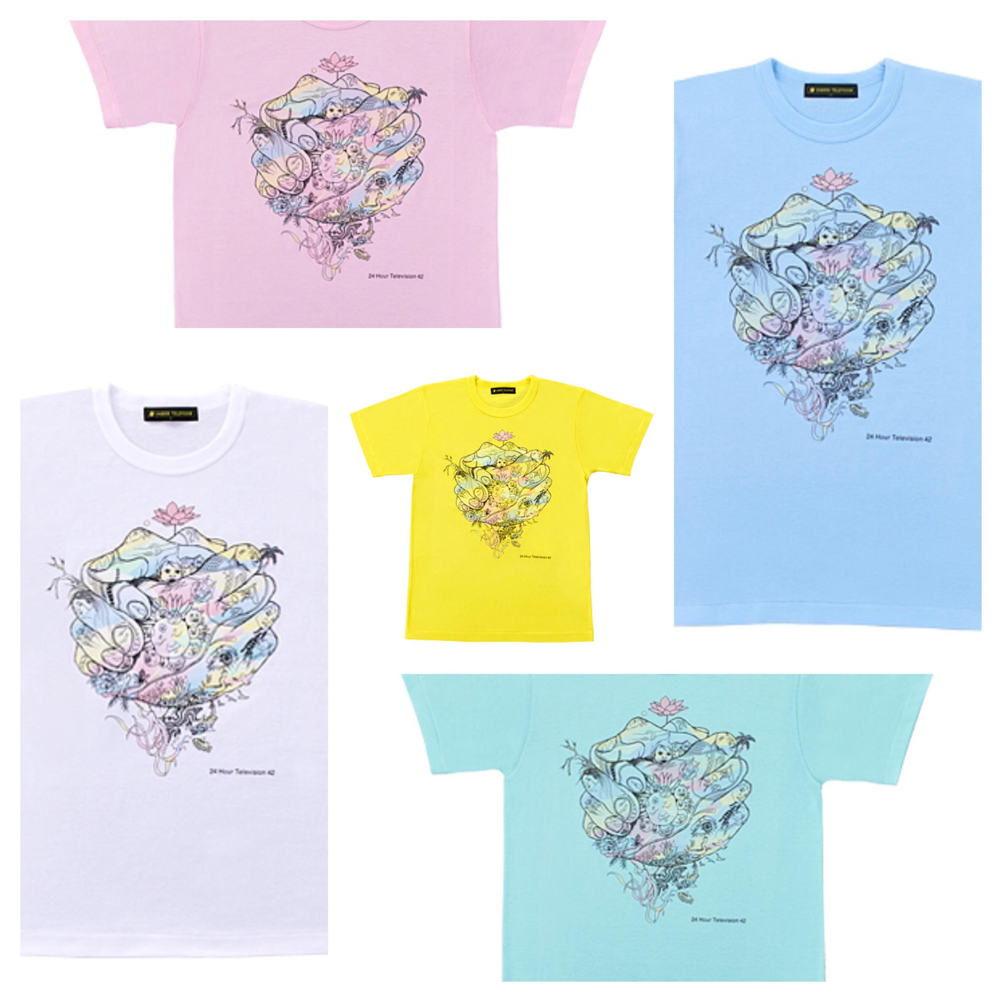 嵐の大野智デザイン「チャリTシャツ」が大変な事に