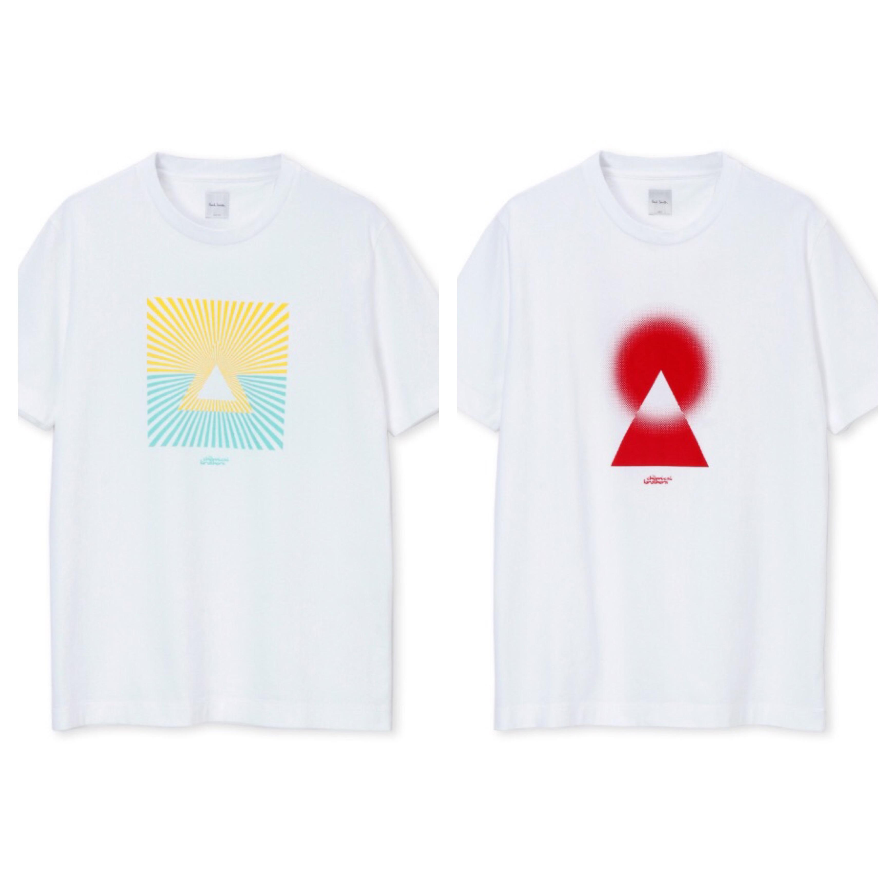 ポール・スミス×ケミカル・ブラザーズ2000枚限定コラボTシャツをリリース