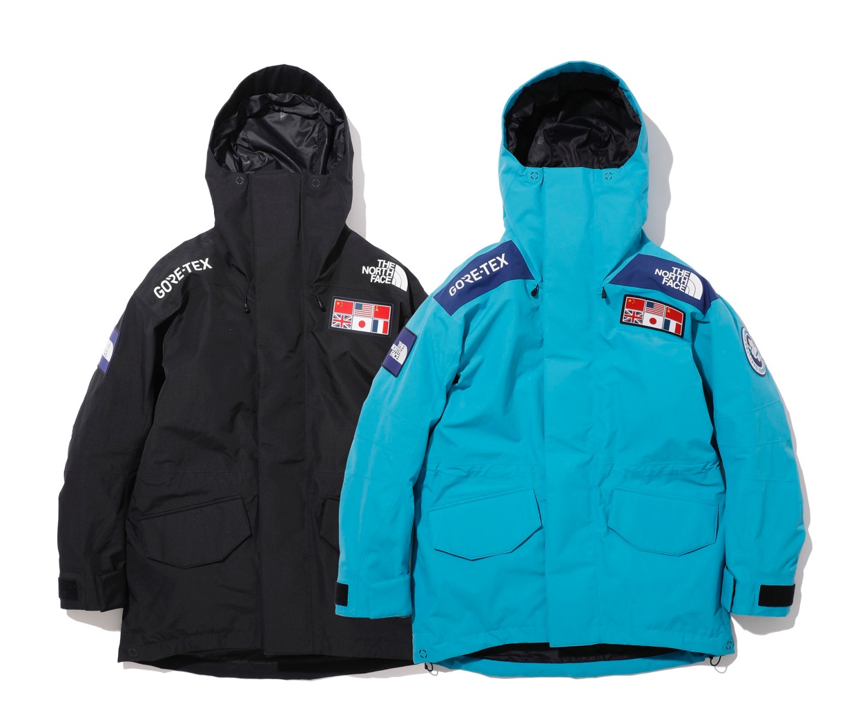 THE NORTH FACE『THINK SOUTH FOR THE NEXT』限定モデルを手に入れよう!