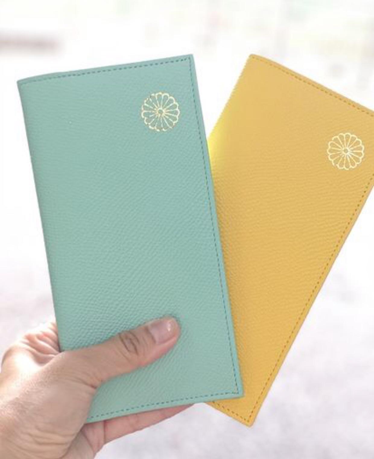 皇居で購入出来る革財布が素晴らしい!