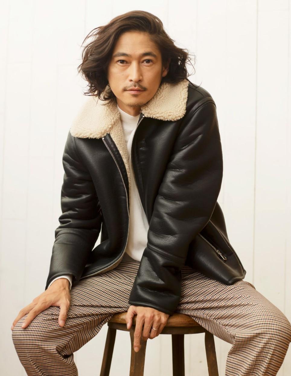 窪塚洋介着用のH&Mの最新コレクションが格好良すぎ‼️